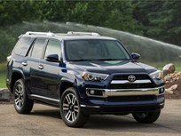 Toyota Announces Pricing for 2014 4Runner and Tacoma
