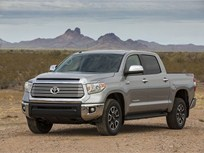 2014-MY Toyota Tundra Unveiled