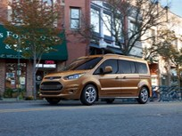 2014-MY Ford Transit Connect Wagon Unveiled