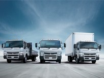 2015 FUSO Canters Hit Dealerships Nationwide