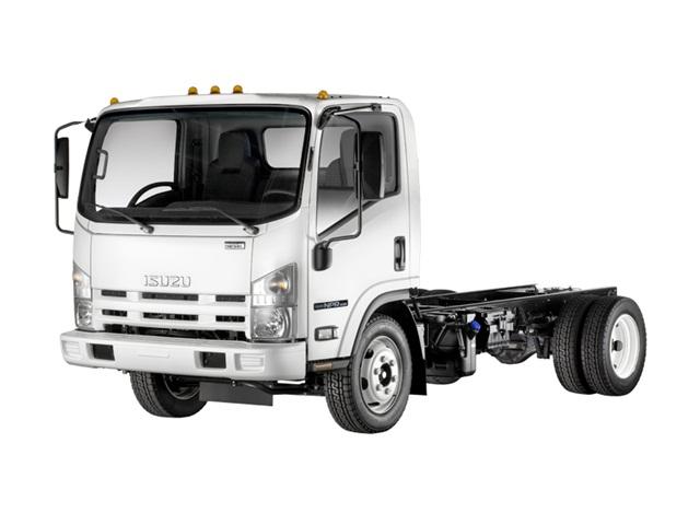 The Isuzu NPR-XD diesel truck will be powered by the Isuzu 4HK1-TC 5.2L turbocharged diesel engine. (PHOTO: Isuzu Commercial Truck of America)
