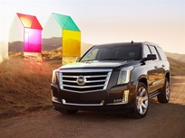 GM Reveals Details on All-New 2015 Cadillac Escalade