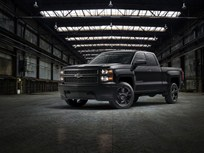 Chevrolet Adds Black-Out Silverado Work Truck