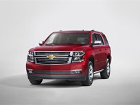 GM Reveals All-New 2015 Chevrolet Tahoe and Suburban