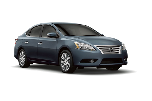 Photo of the 2016 Sentra courtesy of Nissan.