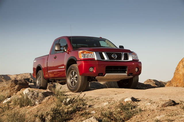 Photo courtesy of Nissan.