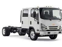 Business Takes Delivery of Chevrolet Low Cab Forwards