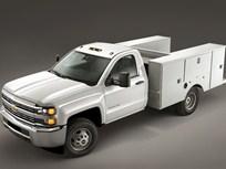 Chevrolet Adds Bi-Fuel CNG Silverado 3500HD Chassis Cab