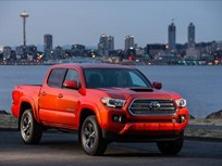 Toyota Recalls Tacoma Trucks for Air Bags