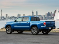 Toyota Recalls Tacoma Trucks for Oil Leaks
