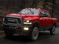 2017 Ram Power Wagon Priced