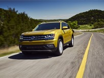 Volkswagen's 2018 Atlas Captures Top Safety Pick Award