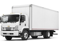 Chevrolet to Offer Class 6 Cabover