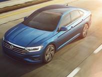 Volkswagen Unveils 2019-MY Jetta