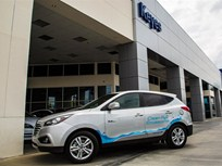 L.A. Hyundai Dealer Adds Tucson Fuel Cell SUV