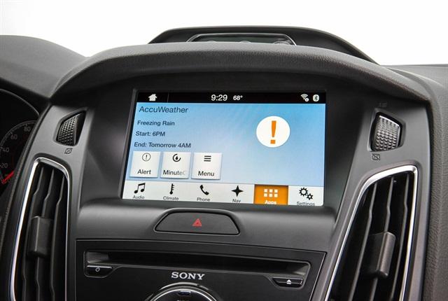 Photo courtesy of Ford Motor Company