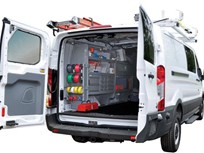 Adrian Steel Releases Ford Transit Packages
