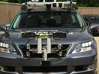 Toyota Plans to Launch Advanced Driving Support System in Mid-2010s