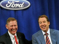 Ford's CEO Stepping Down, COO to Replace Him