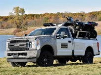 Ford Tests 2017 Super Duty with Aftermarket Equipment