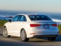 Audi Announces 2015-MY Fleet Incentives