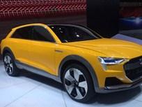 Audi Shows H-Tron Fuel Cell Concept