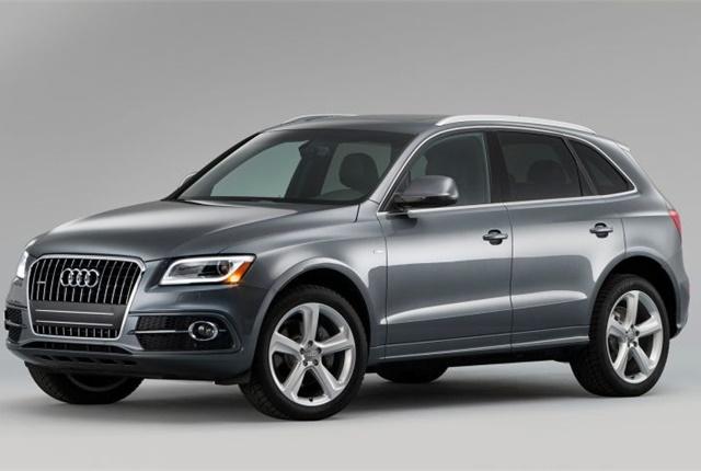 Photo of 2013-2015 Q5 courtesy of Audi.