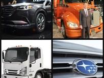 Top 10 News of 2015 on Business Fleet