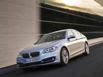 BMW 5 Series Gets Diesel Four-Cylinder Engines