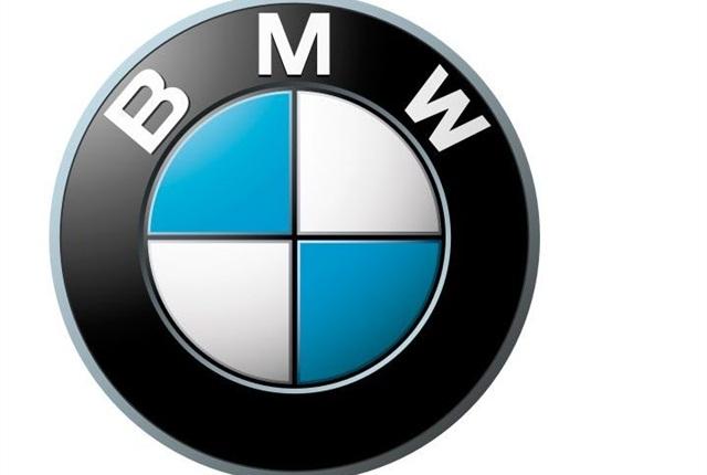 Logo via BMW.