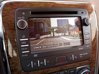 Rearview Camera Now Standard on 2015 Buick Models