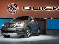 GM Shows New 2013 Buick Encore