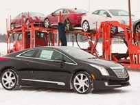 Cadillac ELR Shipped to Dealers