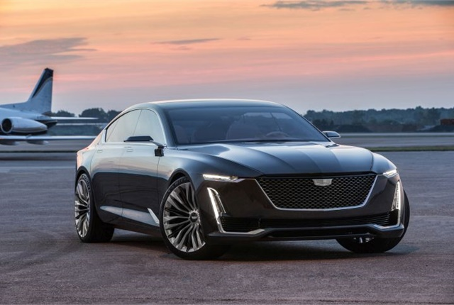 Cadillac will show its Escala concept car at the L.A. Auto Show.