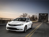 Chrysler Announces 2015-MY Fleet Incentives