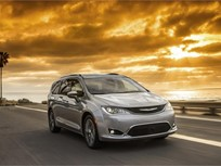 Chrysler Recalls Pacifica Minivans for Seat Belts