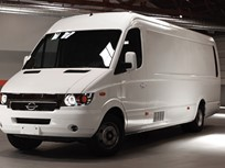 Ryder Named Exclusive Provider for Chanje Electric Van