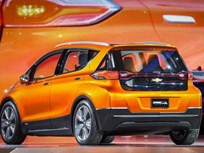 Chevrolet Bolt EV to Debut at CES