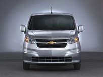2015 Chevrolet City Express Gets 24 MPG City