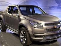GM Confirms New Chevrolet Colorado Pickup for U.S.