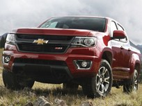 Chevrolet Colorado's Towing Capability Released