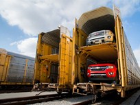 GM Ships Colorado and Canyon Pickups to Dealers