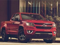 California-Centric Chevrolet Colorado Introduced