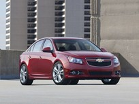 GM Halts Delivery on Chevrolet Cruze Sedans