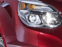 GM to Update Chevrolet Equinox Compact SUV for 2016