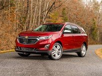 Diesel-Powered Chevrolet Equinox to Arrive in Late Summer