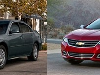 GM to Offer Fleet-Only Version of Impala In Addition to All-New 2014 Model