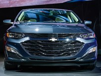Chevrolet Streamlines Car Lineup