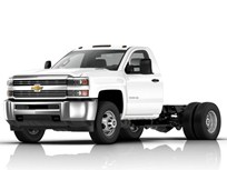 Chevrolet Updates Silverado HD Trucks for 2016