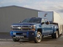 Chevrolet Silverado Adds Camera System, Tow-Prep Package